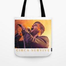 CIRCA SURVIVE Tote Bag
