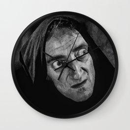 Young Frankenstein: Igor Wall Clock