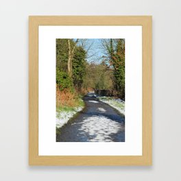 A Run on the Banks Donegal Ireland Framed Art Print