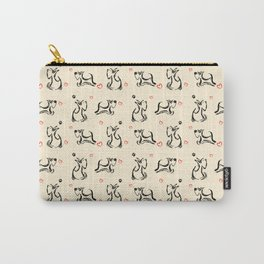 Scottie Dogs 'Cream' Carry-All Pouch