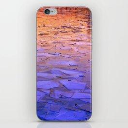 Icy iPhone Skin