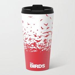 The Birds Metal Travel Mug