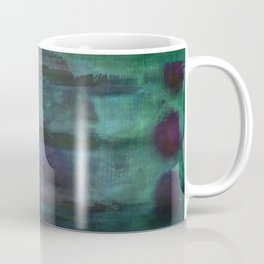 Abstract - Silhouette Coffee Mug
