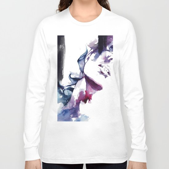 But we're just two strangers, drowning each other Long Sleeve T-shirt