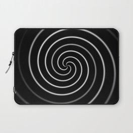 Licorice Swirl Laptop Sleeve