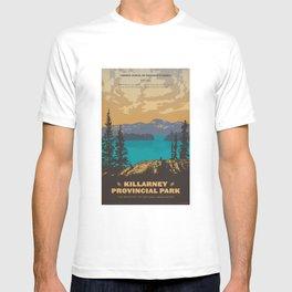 Killarney Park Poster T-shirt