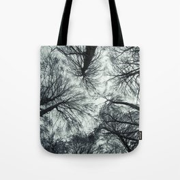 Disheveled Tote Bag