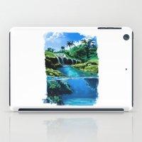 hawaii iPad Cases featuring hawaii by Ca-roline