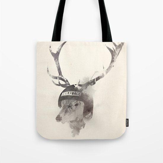 In the memory of Buzz Harley Tote Bag