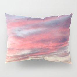 Cotton Candy Skies Pillow Sham