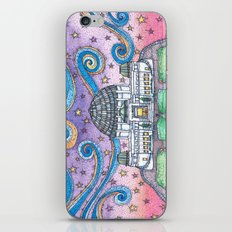 Griffith Observatory iPhone & iPod Skin