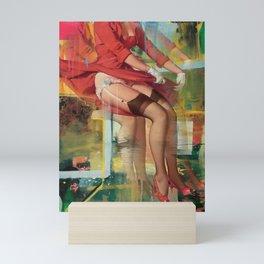 Saturday Night Dance Mini Art Print