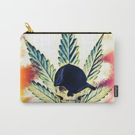 Until Death Carry-All Pouch