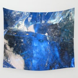 Shade's of Blue Wall Tapestry
