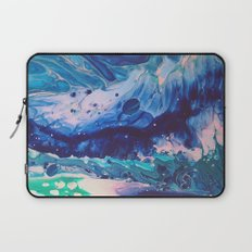 Aquatic Meditation Laptop Sleeve