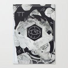 Moon Eye Canvas Print