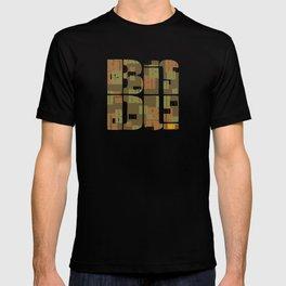 BINDU War logo  T-shirt