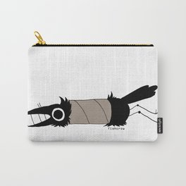 fishcrow paper roll  Carry-All Pouch