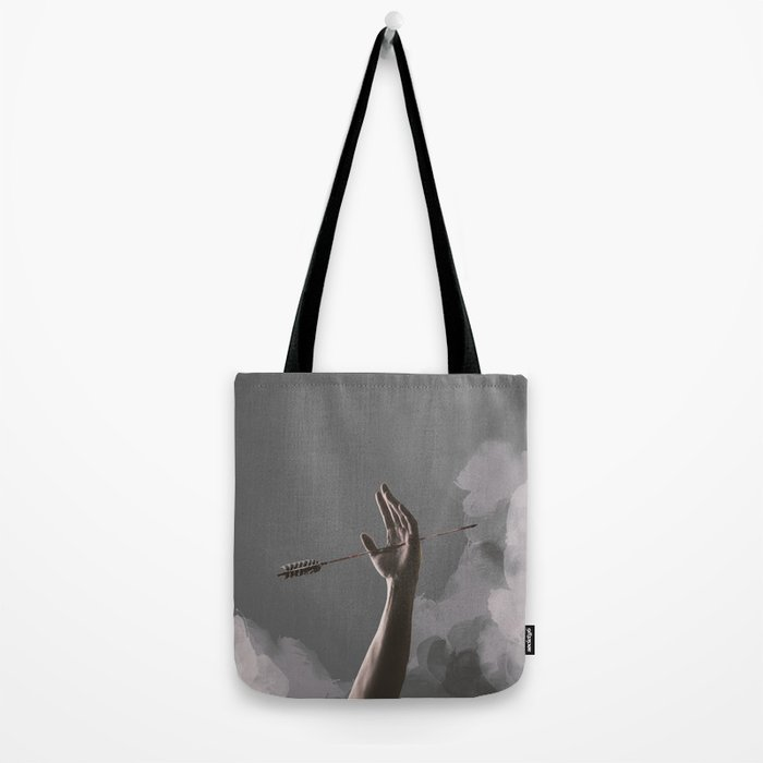 One of his kisses Tote Bag