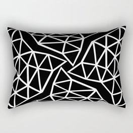 Seg Colide Rectangular Pillow