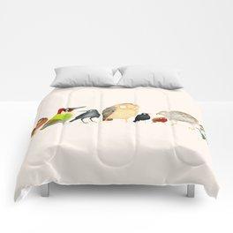 Woodland Bird Collection Comforters
