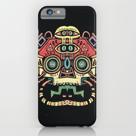 Lanceur de rêves - Alien tribe iPhone & iPod Case