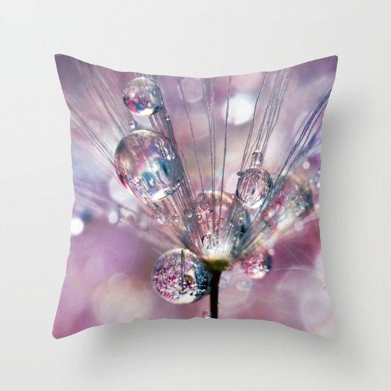 Party Sparkle Throw Pillow