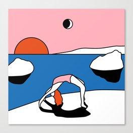 sagitario Canvas Print