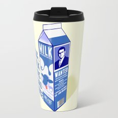 Milk was a Bad Choice ~ Brick Wanted (Anchorman) Travel Mug