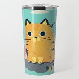 Catzilla Travel Mug