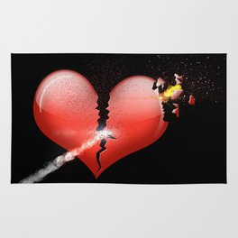 Heartbomb Rug