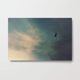 Break Metal Print