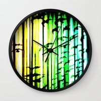 women Wall Clocks featuring women  by new art