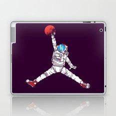 space dunk (purple ver.) Laptop & iPad Skin