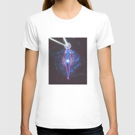 Starry Sky Emoji & Diamond Emoji T-shirt