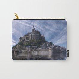 Mont Saint Michel, Normandy Carry-All Pouch