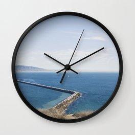 Dana Point Harbor Wall Clock