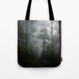 Foggy Forest 2 Tote Bag