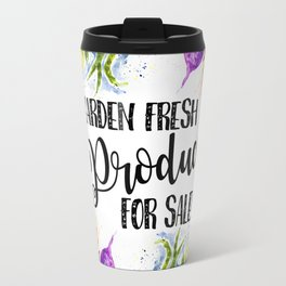 Garden Fresh Produce For Sale Travel Mug