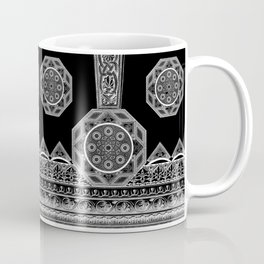Grecian Holiday at Night Coffee Mug