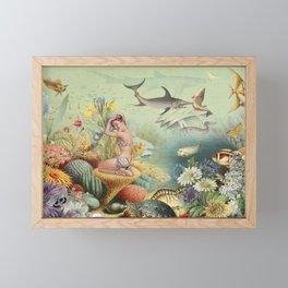 CORALLINE Framed Mini Art Print