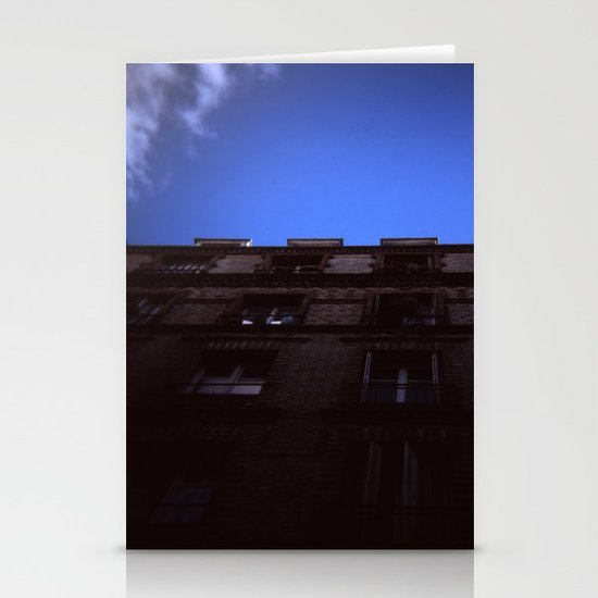 Holga Building Stationery Cards