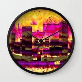 Not Exactly Stonehenge Wall Clock
