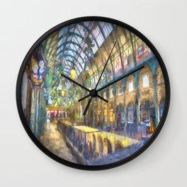 Art Of Covent Garden Wall Clock