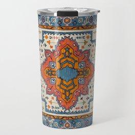 N125 - HQ Bohemian Traditional Moroccan Style Decor Artwork. Travel Mug