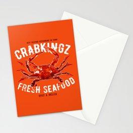 CrabKingz Stationery Cards