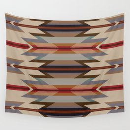American Native Pattern No. 128 Wall Tapestry