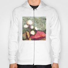 Adirondack Mushrooms Hoody