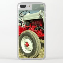 Ford NAA Golden Jubilee Clear iPhone Case