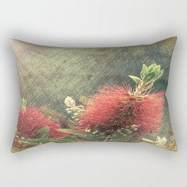 Bottle Brush Plant Rectangular Pillow